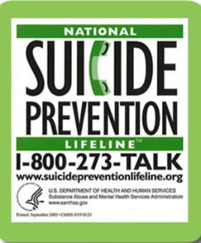 Όχι μόνο για την Προσοχή: σταματήστε την αυτοκτονία του εφήβου
