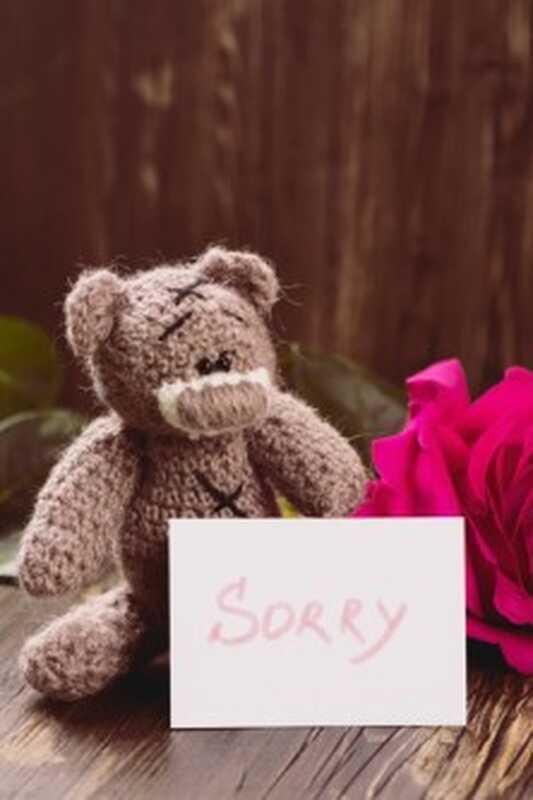 Την ψυχαναγκαστική διαταραχή και την υπερβολική συγνώμη