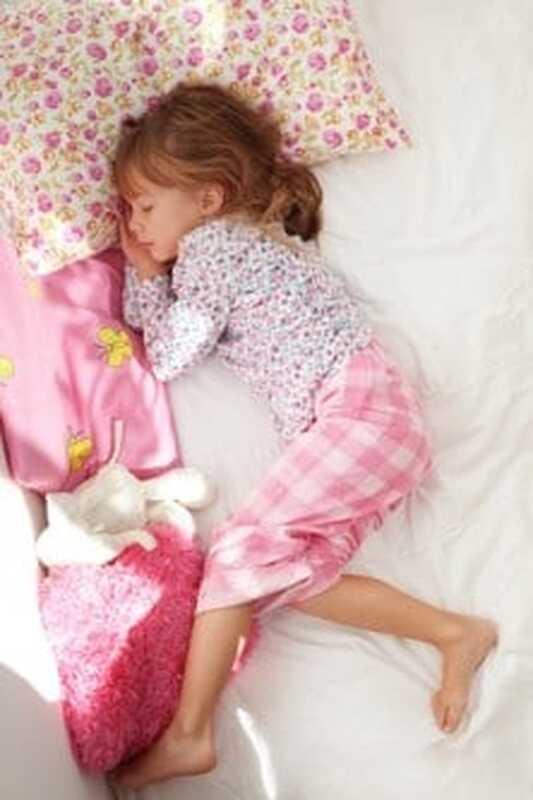 Spavaj u djeci
