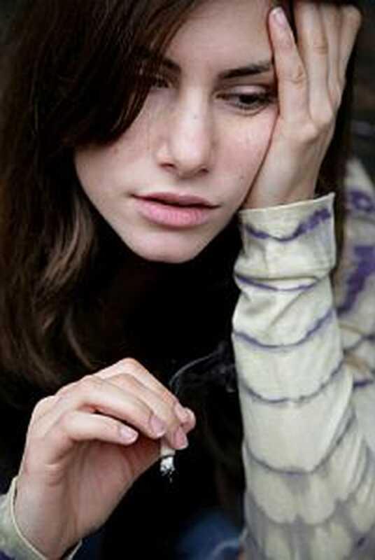 Symptome von jugendlichem Drogenmissbrauch