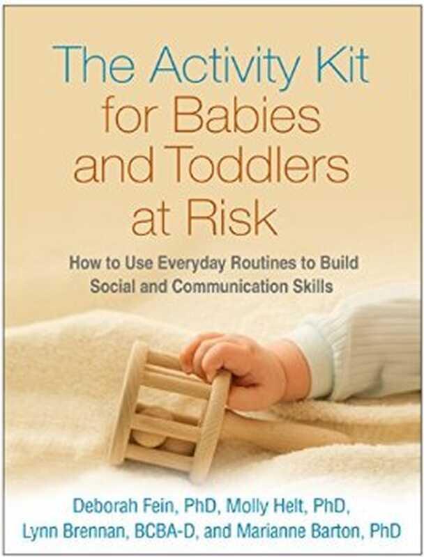 Setul de activități pentru copii și copii mici expuși riscului: cum să folosiți rutinele de zi cu zi pentru a construi abilități sociale și de comunicare