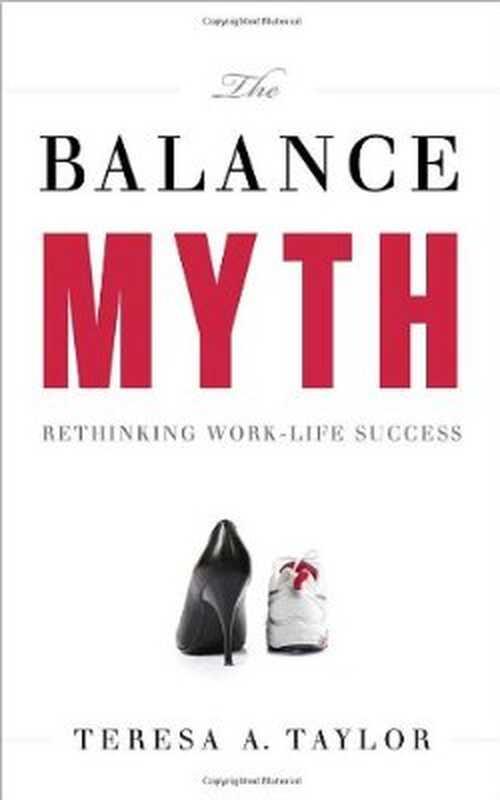 Der Balance-Mythos: Den Arbeitsalltag neu denken