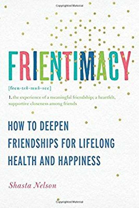Recenze knihy: frientimacy