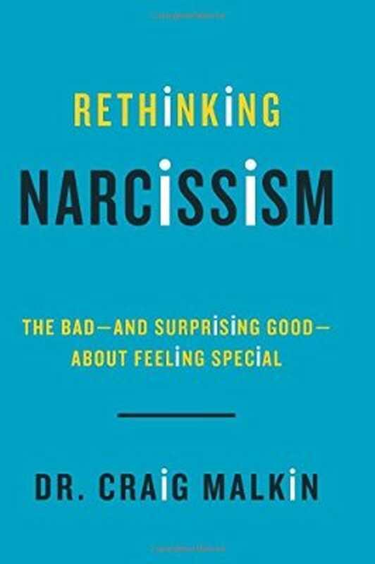 Kirja-arvostelu: uudelleenarviointi narsismi
