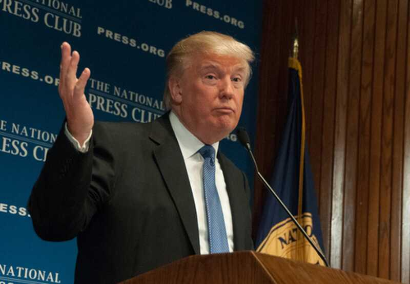 Donaldův trumf a narcisistická iluze grandiozity