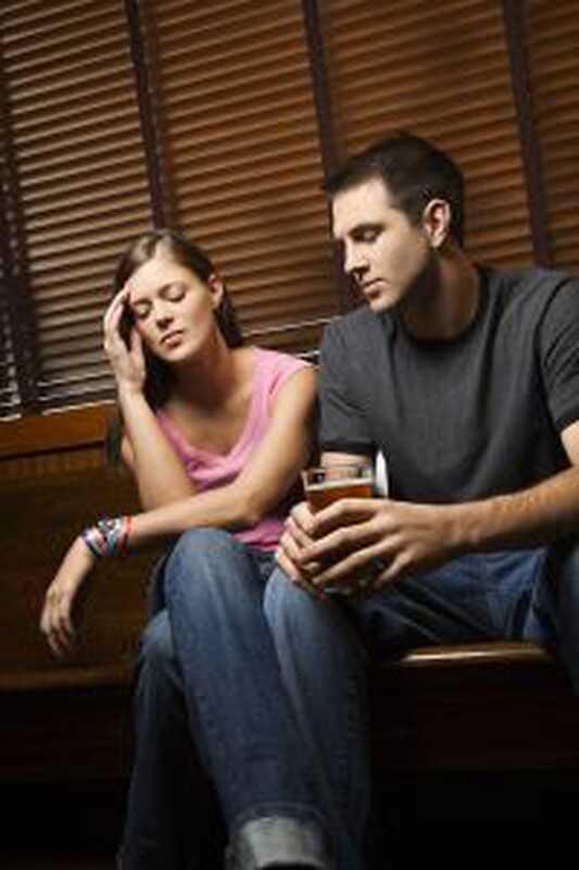 Živeti z alkoholikom