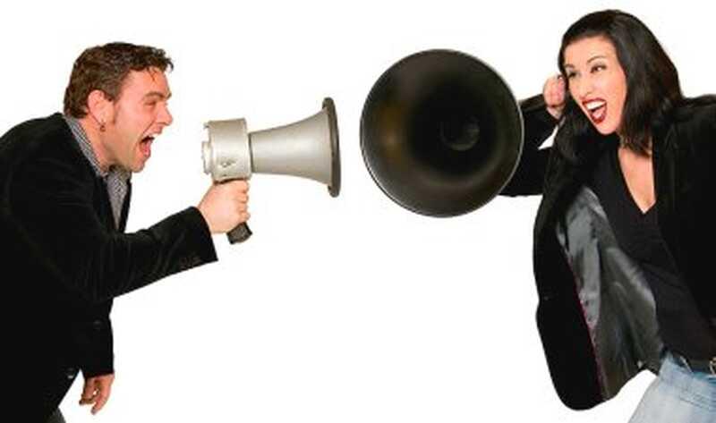 Осемте навици на неприлични слушатели