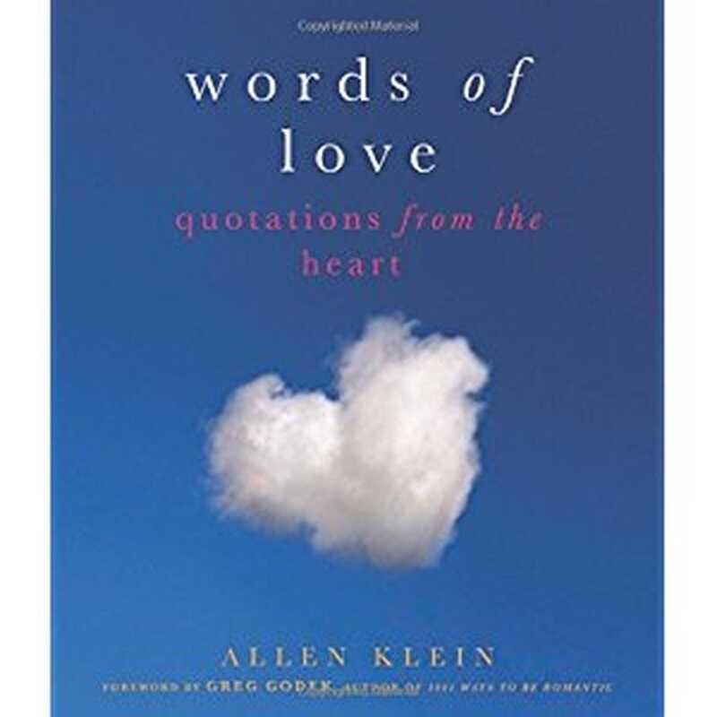 Slova lásky: citáty ze srdce