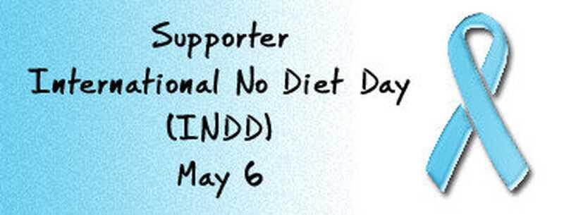 Γιορτάστε τη διεθνή ημέρα δίαιτας!