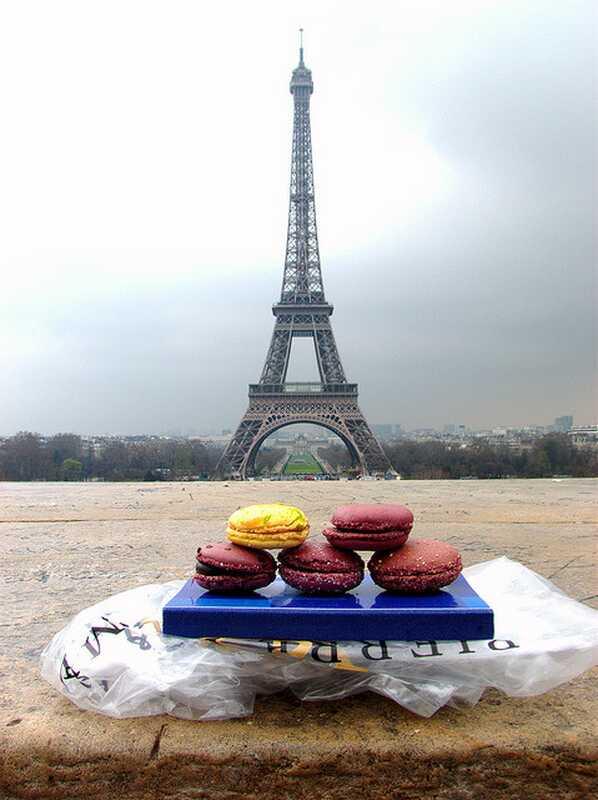 Τρόφιμα, περιοδικό και Παρίσι: μέρος 3 με paula butturini