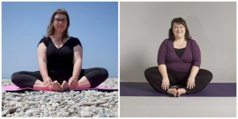 Χρησιμοποιώντας τη γιόγκα και τη φωτογραφία για να επανασυνδεθείτε με το σώμα σας και τον εαυτό σας