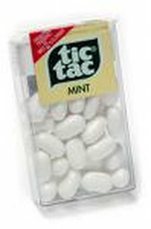 Behandle ich meine Depression mit teuren Tic Tacs?