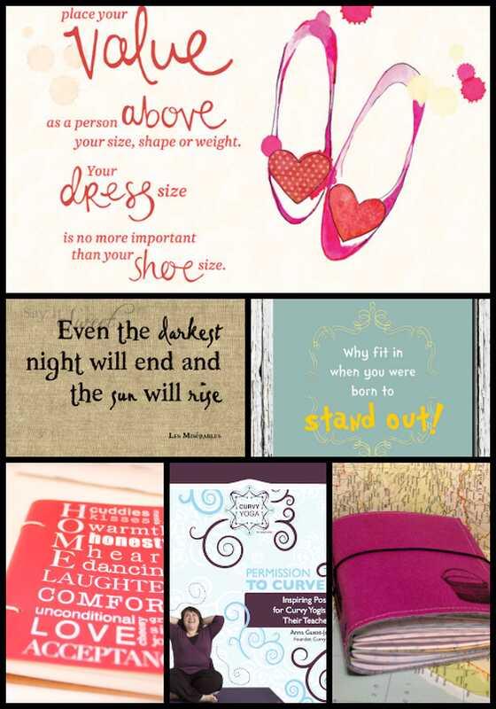 Sinu keha positiivne Valentine päeva kinkekaart