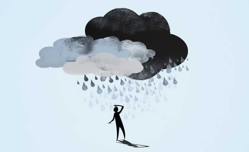 Nedovolte, aby deprese zůstala zachráněna