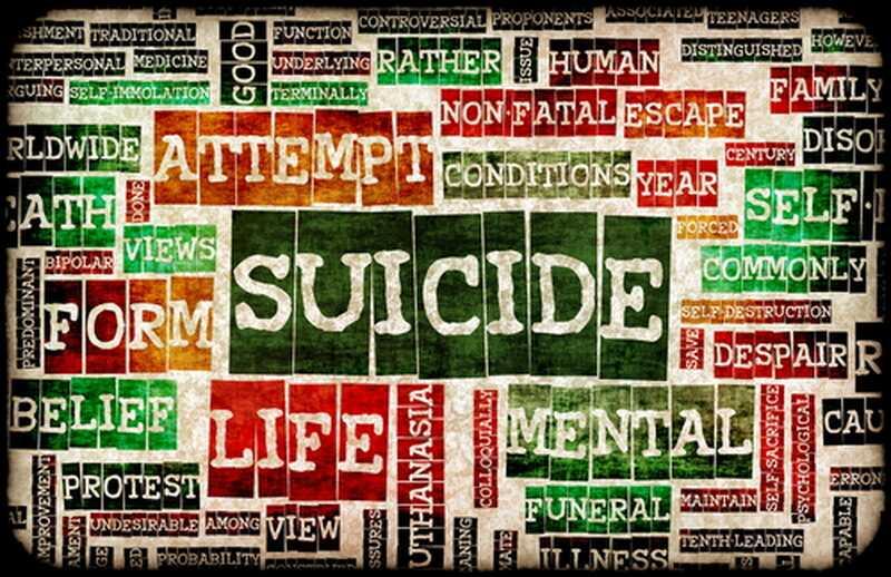 Wie die Medien über Selbstmord berichten: Tag 2
