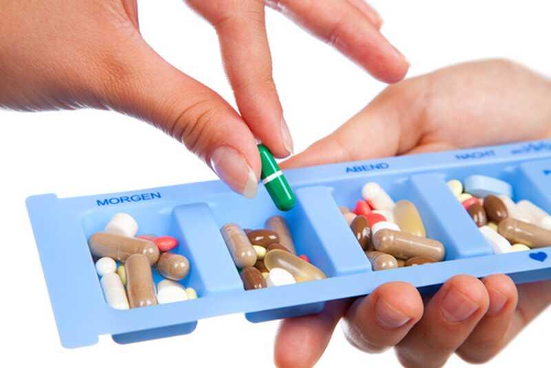 Wie man Antidepressiva verschraubt