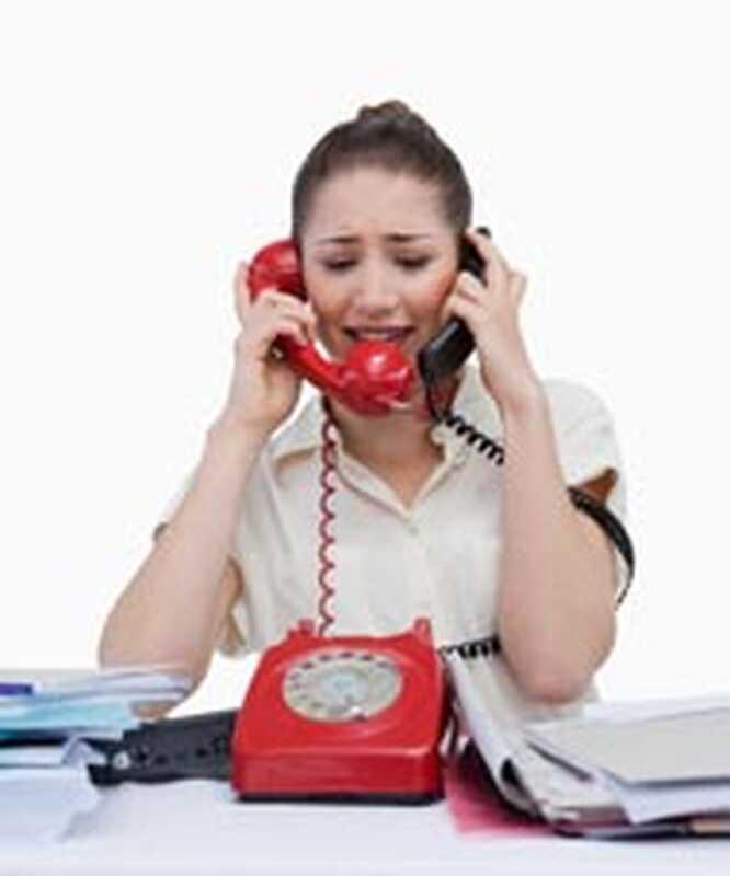 Pracovní stres a deprese: stačí to dostat