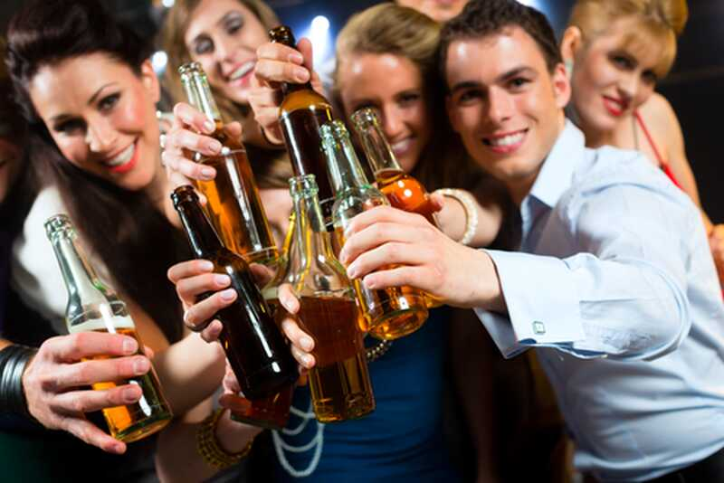 Top 5 povrataka kada se pita zašto ne pijem alkohol