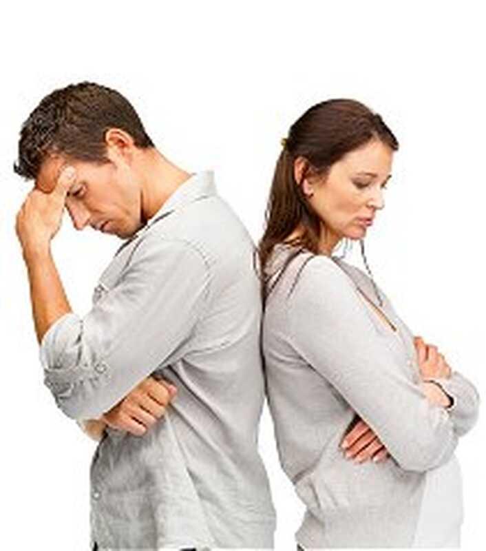 Μια ζώνη βοήθειας για έναν γάμο σε κρίση