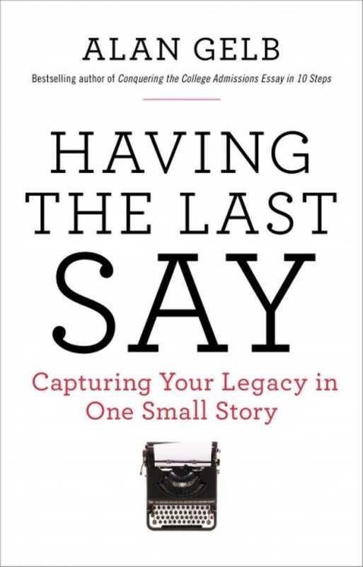 Erfassen Sie Ihr Vermächtnis in kleinen Geschichten