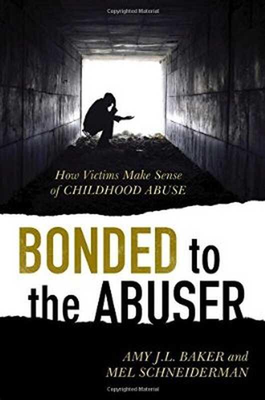 Legat de abuzator: cum victimele înțeleg abuzul copiilor