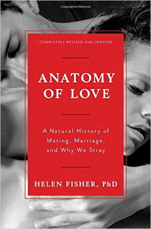 Recenze knihy: anatomie lásky