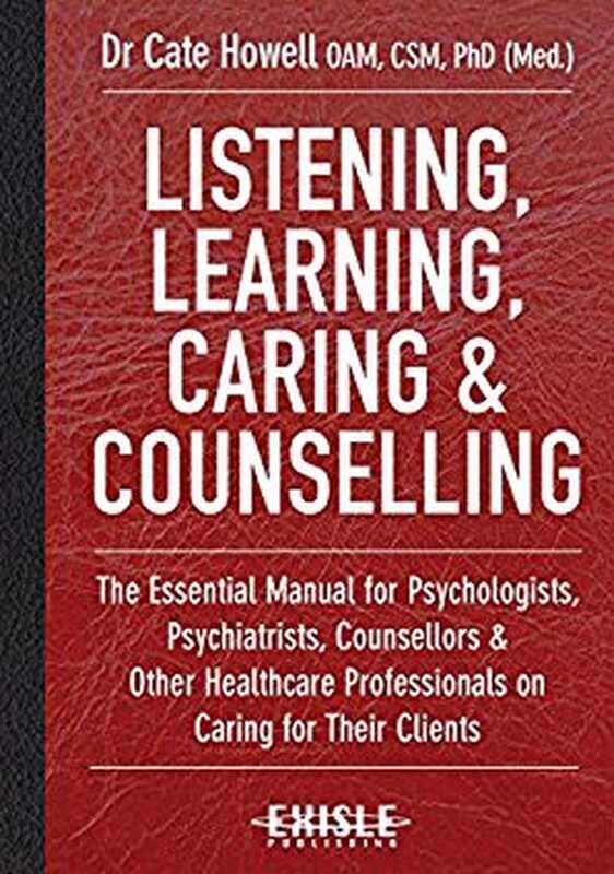 Raamatute ülevaade: kuulamine, õppimine, hoolitsemine ja nõustamine