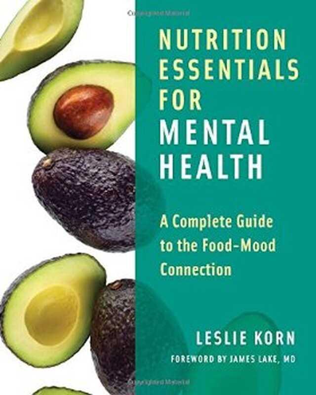 Grāmatu apskats: uztura pamatvati par garīgo veselību