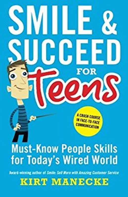 Recenze knihy: úsměv a úspěch pro dospívající