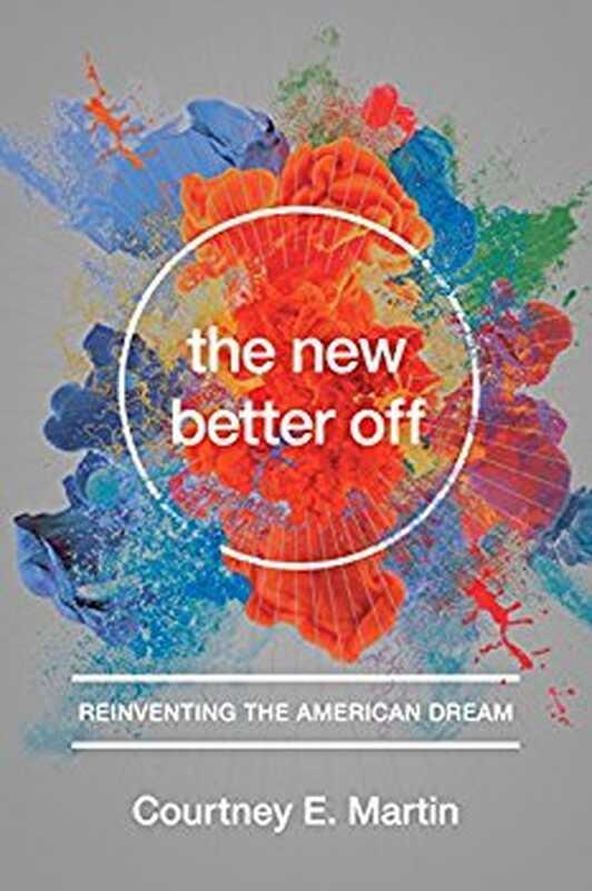 Преглед на книгата: новото по-добро: преоткриване на американската мечта