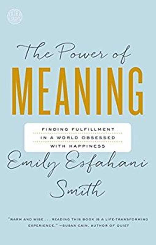 Recenze knihy: síla významu