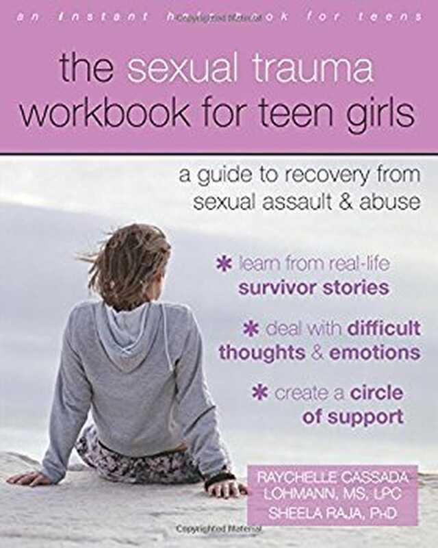 Recenze knihy: Sešit sexuálních traumat pro dospívající dívky