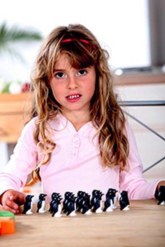 Børn, ritualer og tvangssyndrom