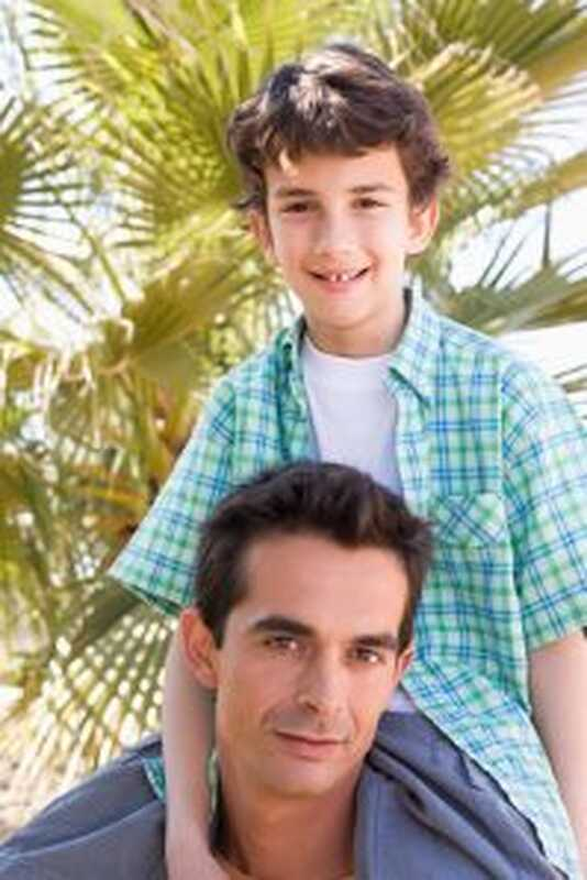 Tēvi, kas atkal saista ar pamestiem bērniem