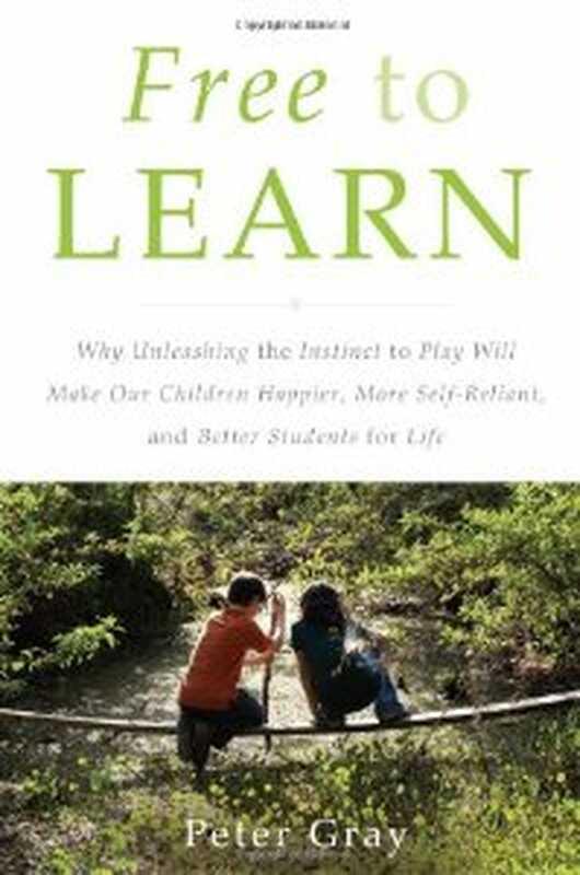 Frei zu lernen: Warum der Instinkt zum Spielen entfesselt wird, wird unsere Kinder glücklicher machen, mehr Selbstvertrauen
