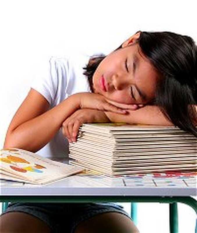 Tip til at hjælpe børnene med at få nok søvn
