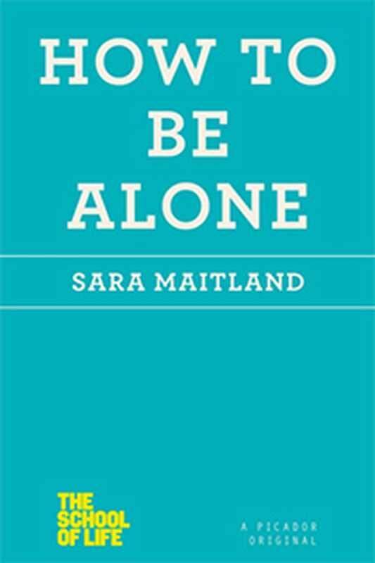Jak být sám
