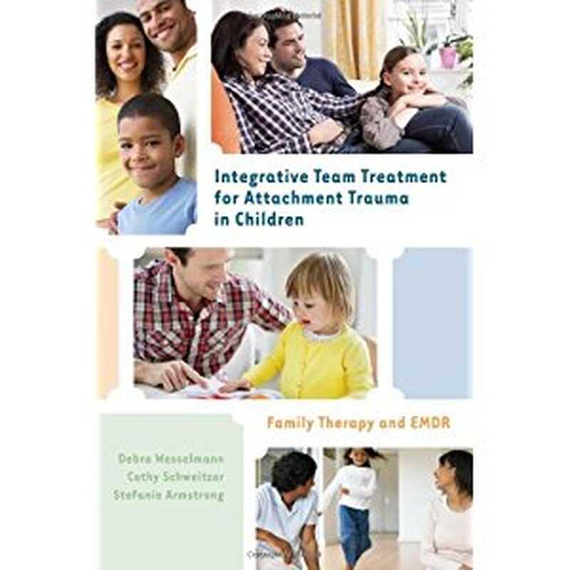 Integrativ teambehandling for vedhæftede traumer hos børn: familie terapi og emdr