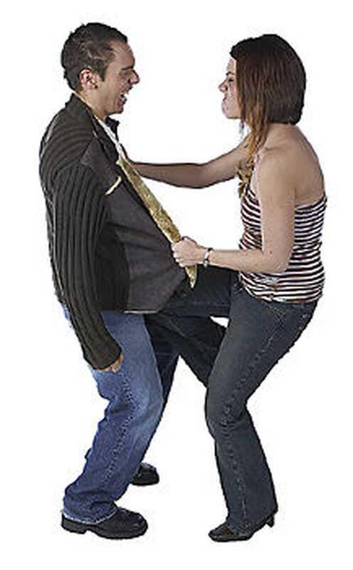 Είναι εντάξει για τις γυναίκες να κακομεταχειρίζονται τους άνδρες;
