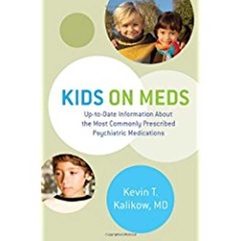 Kids on meds: aktuelle Informationen zu den am häufigsten verschriebenen psychiatrischen Medikamenten