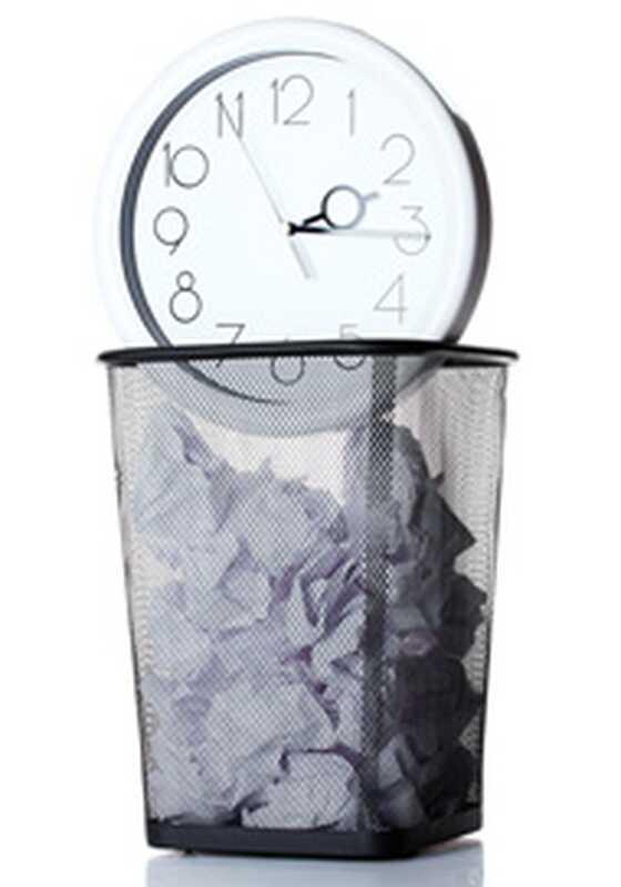 9 maneres de perdre el temps