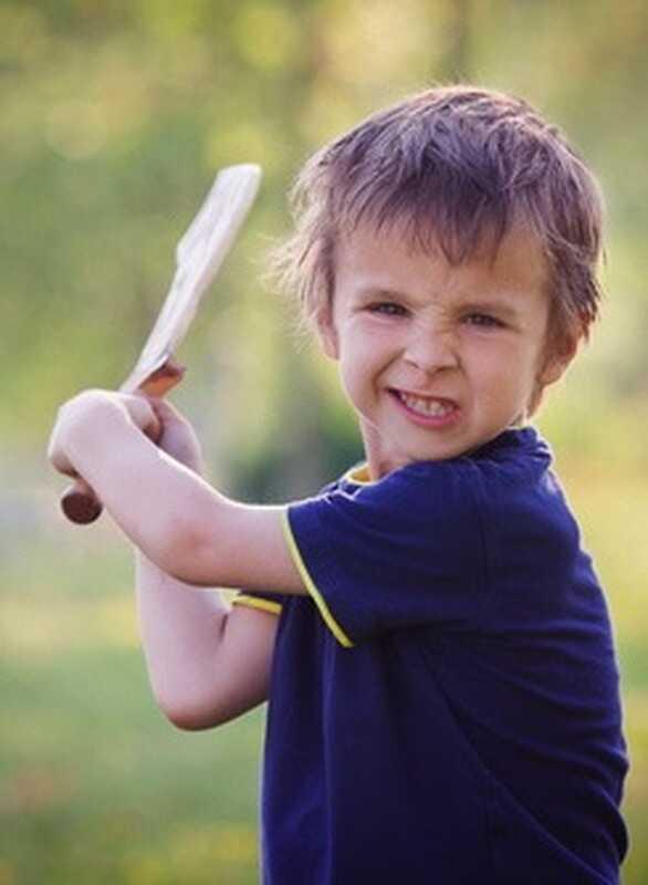 Θυμωμένοι γονείς: διαχειριστικά παιδιά