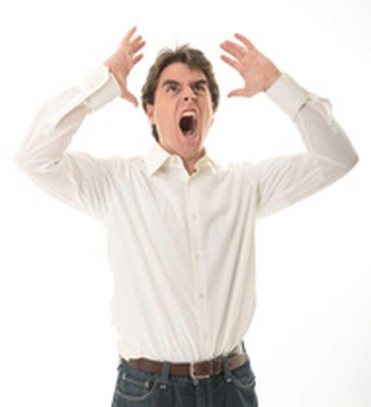 Καταστατική διαχείριση καταστροφικού θυμού