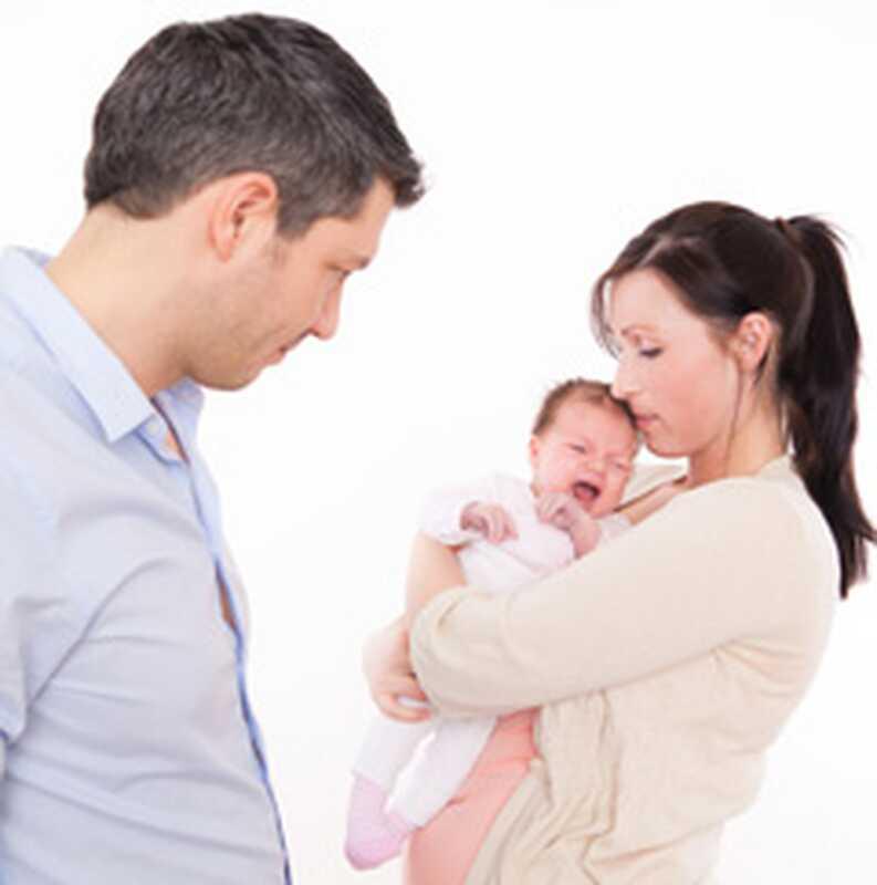 Kas teie suhe on kannatanud pärast lapse sündi?