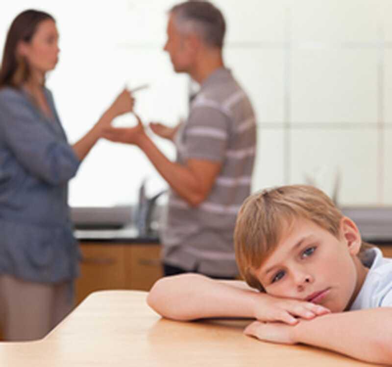 Jak se vyrovnat s rozvodem rodičů