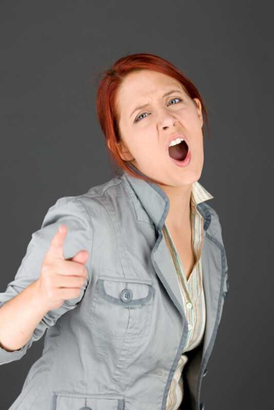 Nagging: опитвайки се да накарате партньора си да се грижи