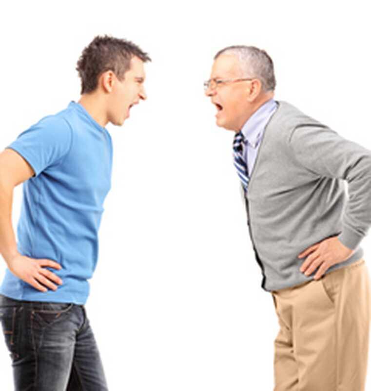 Imposibilitatea de a găsi iertare: folosirea furiei pentru a împinge oamenii departe