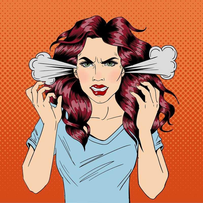 Proč muži a ženy reagují různě na hněv