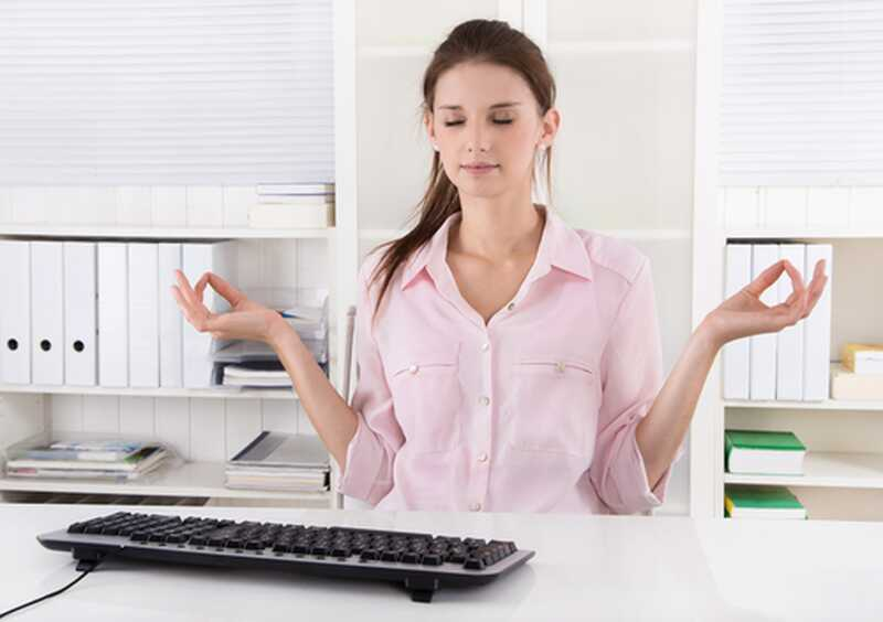 Стресът на работното място и дълбоката релаксация
