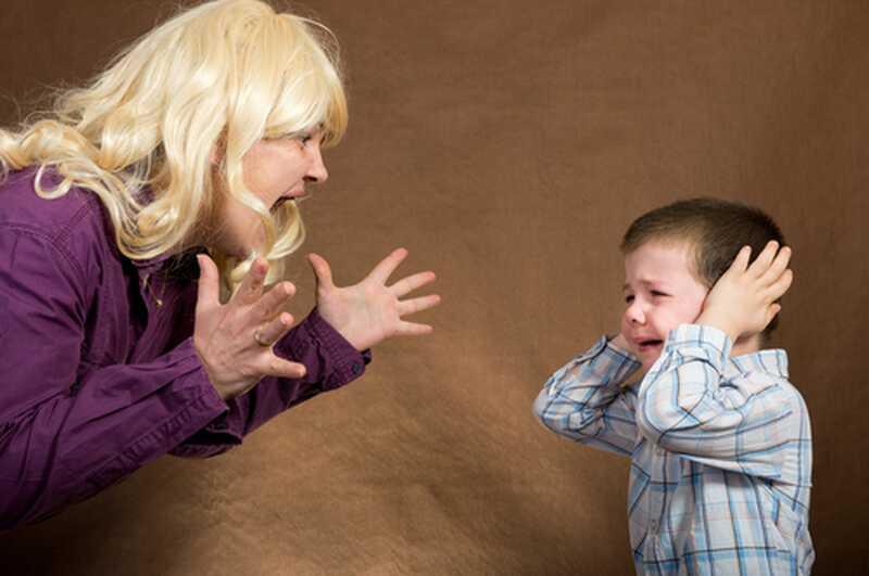 Křik na vaše dítě: řízení hněvu pro rodiče